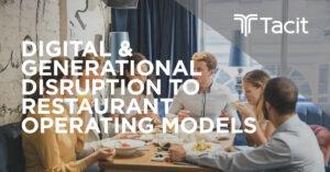 restaurant operating models